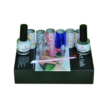 Kit de Decoración Foil