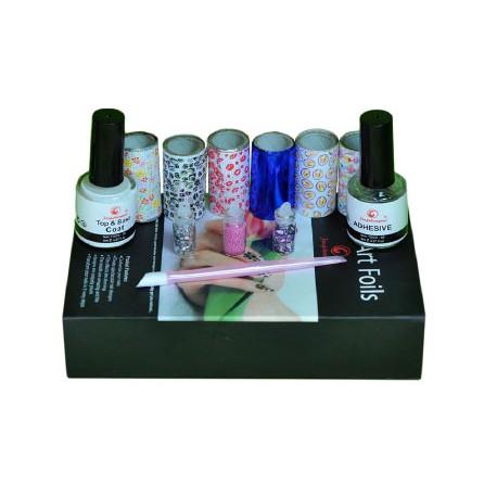 Kit de Decoración Foil