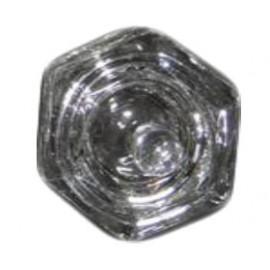 Recipiente de cristal con tapa