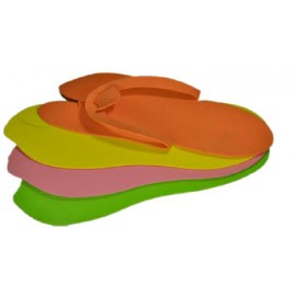 Chanclas desechables pedicura