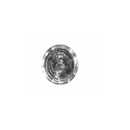 Recipiente de cristal redondo